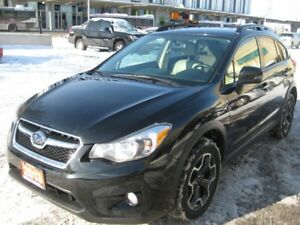 2013 Subaru XV Limited, All Possible Option, Navi, Leather, Mint