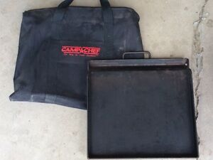 Camp Chef Griddle 14x16 with carry bag