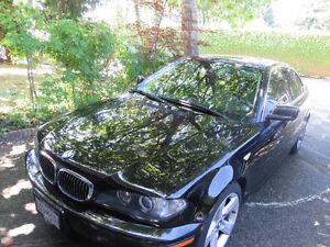 2004 BMW 3-Series 325 CI Coupe (2 door)