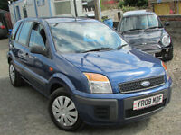 Ford Fusion 1.4TDCi 2007.25MY Style Climate WITH 6 MONTH MOT AND FSH