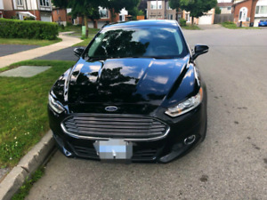 Ford fusion 2.0T EcoBoost fully loaded