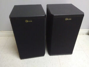 Nuance Star Grand home stereo speakers