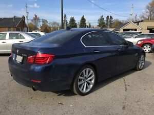 2012 BMW 5 SERIES 535I XDRIVE * AWD * LEATHER * SUNROOF * NAV *  London Ontario image 6