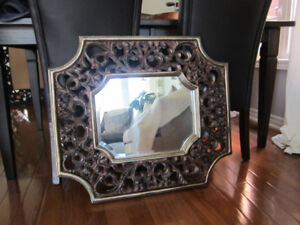 Small mirror from Bombay.