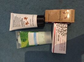 Foot beauty products