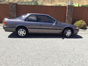 1992 Honda Accord EX-R Coupe (2 door)