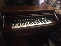 Packard Pump Organ
