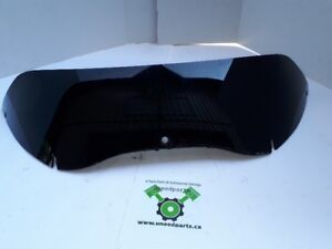 HD - 98-13 FLRT 5 inch Smoked windshield - USED - ID 1126