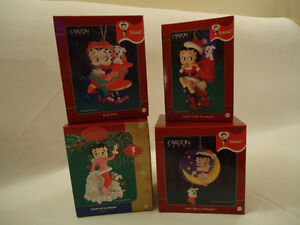 Betty Boop Christmas ornaments Kitchener / Waterloo Kitchener Area image 1