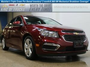 2015 Chevrolet Cruze 2.0L Diesel | Heated Leather