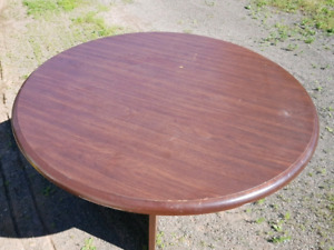 Round Dining/Office Table