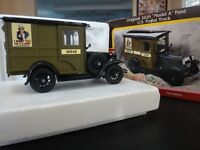 The Yorkshire Co. USA 1/25 Original 1929 Ford Model A, US Postal