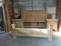 King Size Bedroom Set - 6 pieces