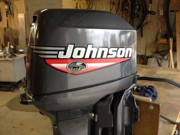 Used 2000 Johnson 25 hp