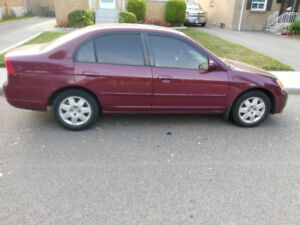 2002 Honda Civic - great condition
