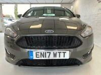 2017 Ford Focus T EcoBoost ST-Line Hatchback Petrol Automatic