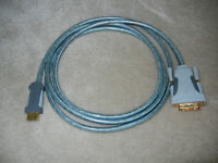 Ultralink DVI to HDMI Cable