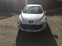 PEUGEOT 308 1.6HDI LOOKING FOR SWAP