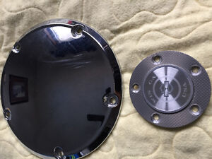 HD Softail Derby & Timer cover
