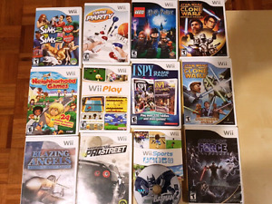 Wii Games West Island Greater Montréal image 1