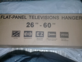 TV ceiling + wall mounts brackets all sizes
