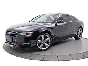 2014 Audi A5 2.0T CUIR TOIT QUATTRO