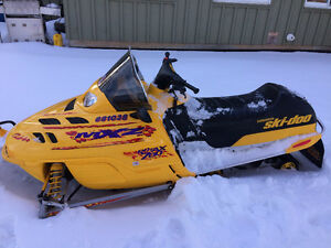 Reward for 2 Stolen Snowmobiles & Flatbed Trailer - Madoc, ON