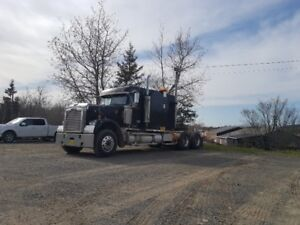 2007 freightliner Classic heavy spec pre-emmissions