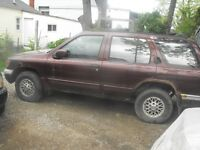 96-04 Pathfinder parts or take truck whole or trades too