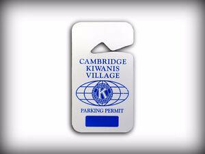 Parking Hangers / Permits, Custom Kitchener / Waterloo Kitchener Area image 2