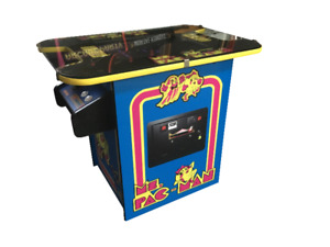 MS. PAC-MAN  ARCADE CT TABLES