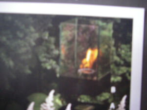 Garden Fire Pit Case. Brand new. Never Used.
