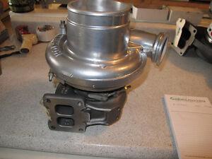 Rebuilt HX55 Turbocharger