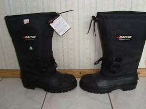 Baffin extreme winter boots with composite toe and plate NEW PRI