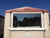 Static caravan for sale off site double glazed central heating
