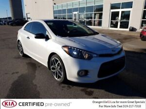 2014 Kia Forte Koup SX Turbo Auto - Trade-In