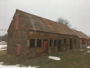 Wanted : old barns, houses , structures