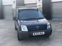 2003/03 Ford Connect 1.8 swb # 1 YEAR MOT## Low Miles## No Vat#
