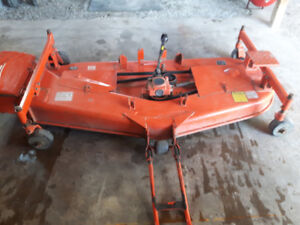 "Kubota 72"" Belly Mower- Great Shape"