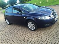 SEAT LEON *GREAT RUNNER* *low mileage* *hpi clear* (not Audi VW golf BMW)