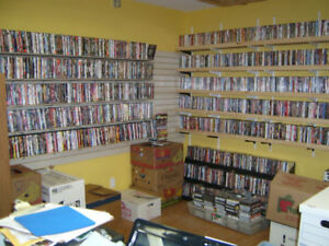 Used DVDs @ $1.00! New DVDs @ $2.00! Large Selection!
