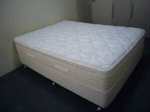 Moving sale Queen & Double /king Pillow top Mattress +Base Free d Peakhurst Hurstville Area Preview