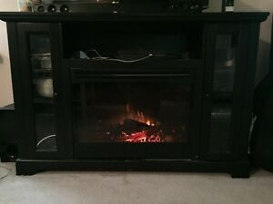 Canadian tire electric fire place