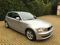 2010/10 BMW 118 2.0 i SE