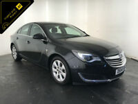2014 VAUXHALL INSIGNIA SE CDTI ECOFLEX 1 OWNER SERVICE HISTORY FINANCE PX
