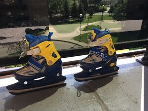 Children's Adjustable Skates
