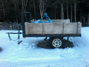 6x8 Trailer for Sale