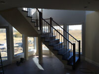 Interior Railings and Stairs