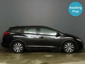 2015 HONDA CIVIC 1.6 i DTEC SE Plus 5dr Estate