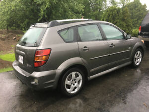 2005 Pontiac Vibe Berline automatique full bas km